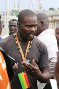 Patrick Atola, head of boda boda, Upper Butere