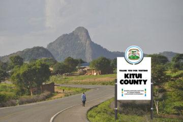 Kwa Vonza Town
